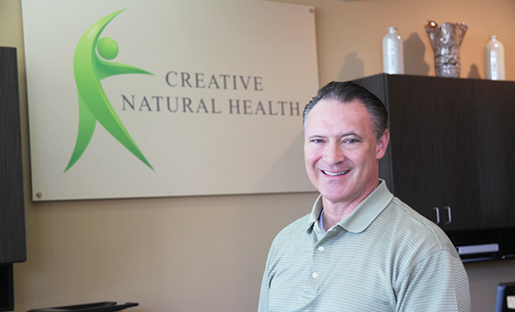 Nutritionist and Chiropractor serving the Pembrokes Pines, Cooper City and Hollywood areas.